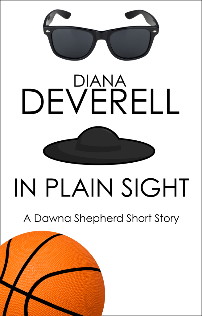 In Plain Sight - An FBI Special Agent DaWanda Shepherd Short Story by Diana Deverell Book Cover