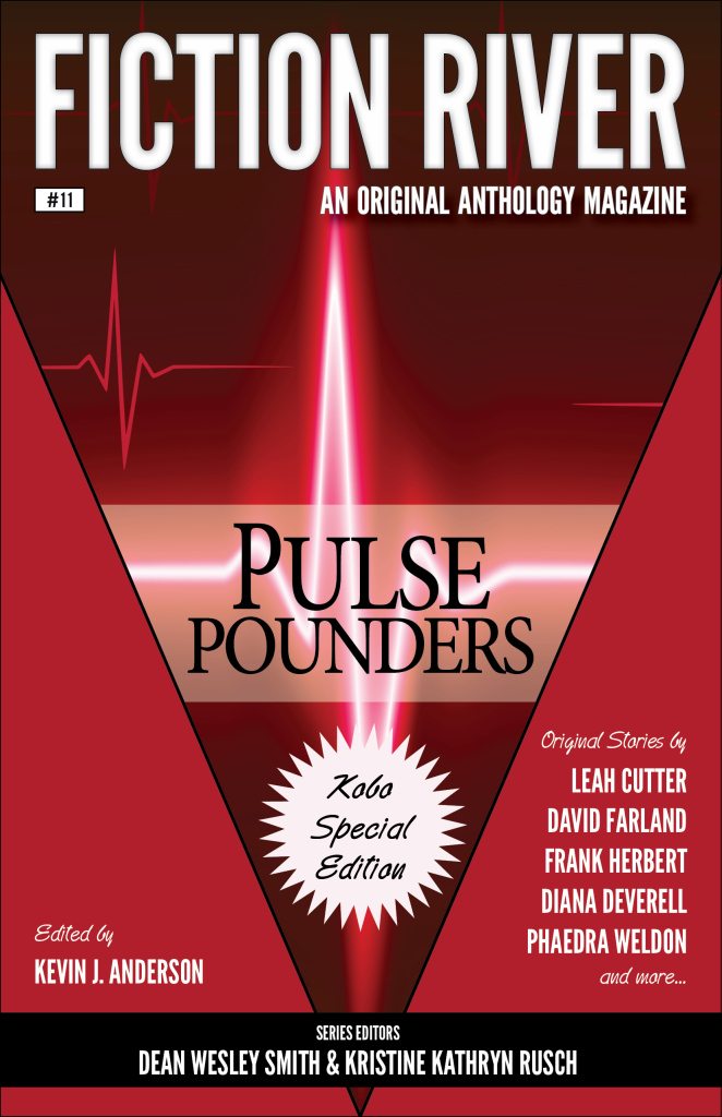 Kobo Special Edition Pulse Pounders Cover