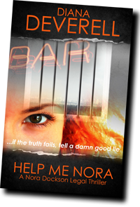 Help Me Nora by Diana Deverell