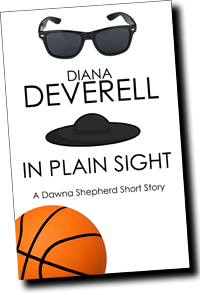In Plain Sight: A Dawna Shepherd Short Story by Diana Deverell