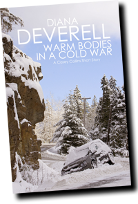 Warm Bodies in a Cold War by Diana Deverell