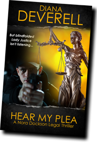 Hear My Plea by Diana Deverell