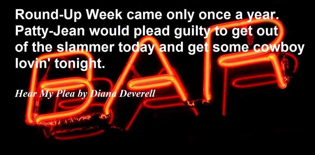 Teaser from Hear My Plea by Diana Deverell