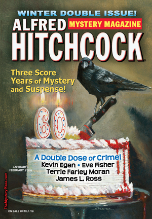 Alfred Hitchcock Mystery Magazine January/February 2016