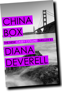 China Box by Diana Deverell