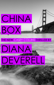 China Box - International Thriller by Diana Deverell