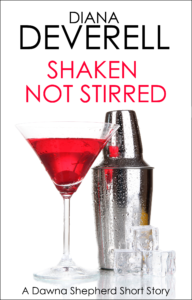 Shaken, Not Stirred book jacket
