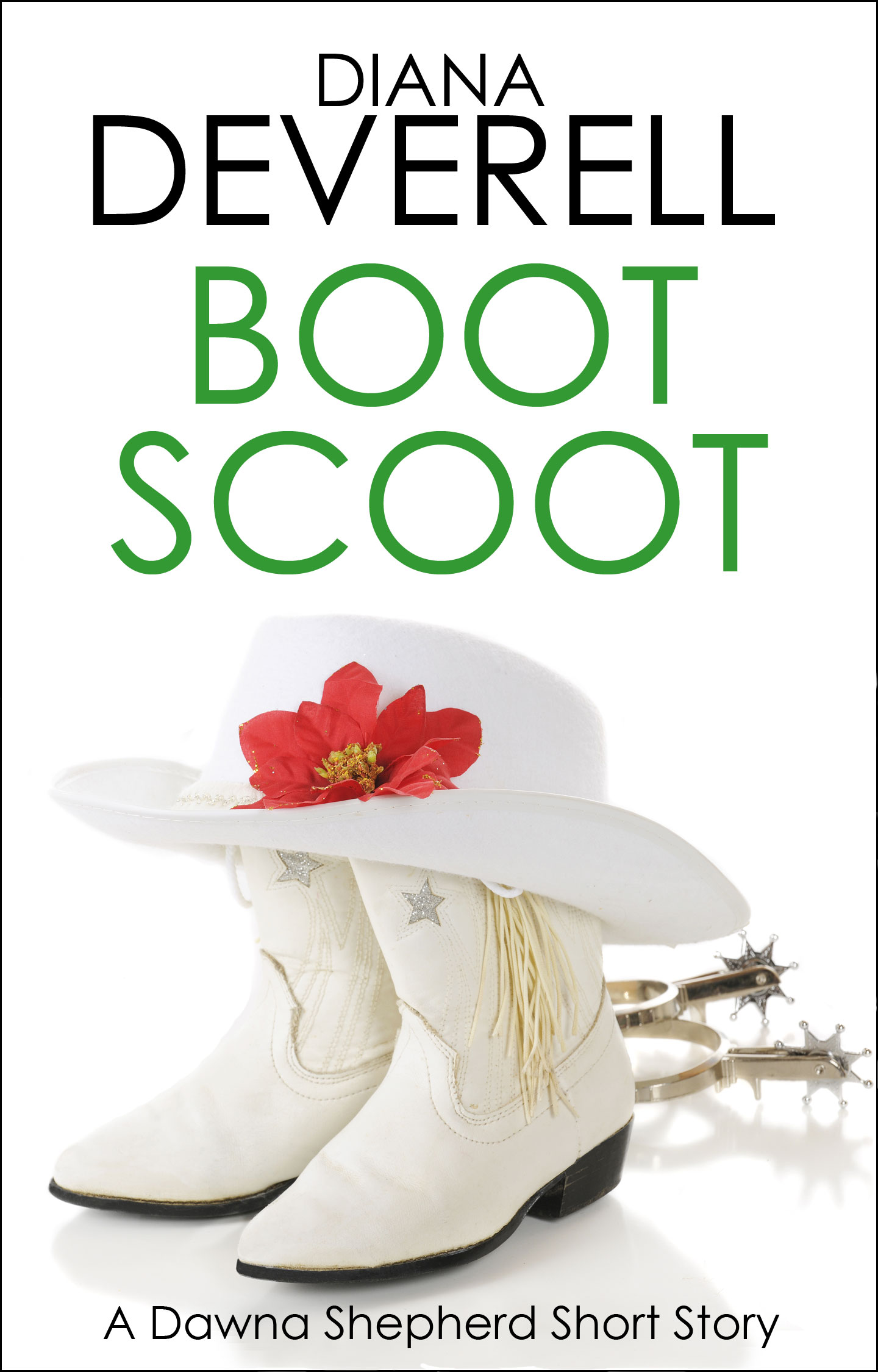 Boot Scoot - A Dawna Shepherd Short Story by Diana Deverell