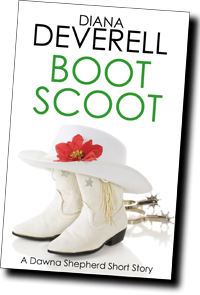 Boot Scoot by Diana Deverell