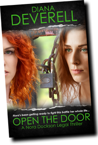 Open the Door by Diana Deverell