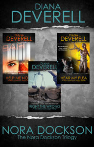 Bargains include Box set of Nora Dockson legal thrillers