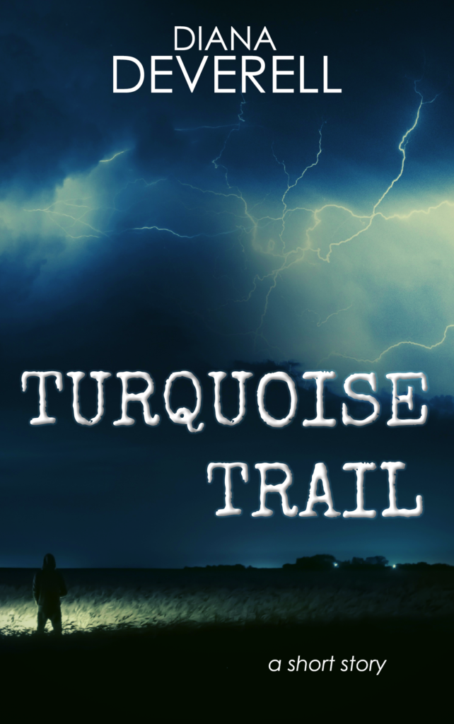 """Turquoise Trail: A Short Story is now available as a standalone ebook from most online vendors."